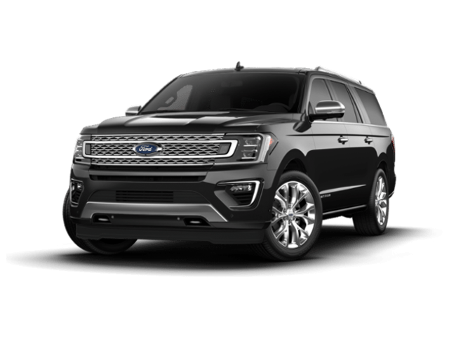 2019 Ford Expedition Max Platinum 4x4 SUV